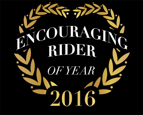 2016 Encouraging Rider of Year in the Lakota Young Professionals Award